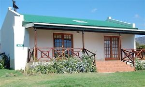 Groupon - Klein Karoo: Two or Three-Night Weekend or Weekday Stay for Two at Akkerboom Country Cottages in Barrydale. Groupon deal price: R 659