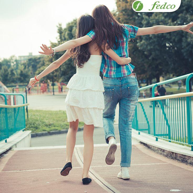 #TemporadaDeEmociones Septiembre también es el mes de la amistad. El momento preciso para agradecer por esas compañeras de ruta