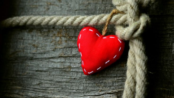 Serce, Sznurek, Drzewo