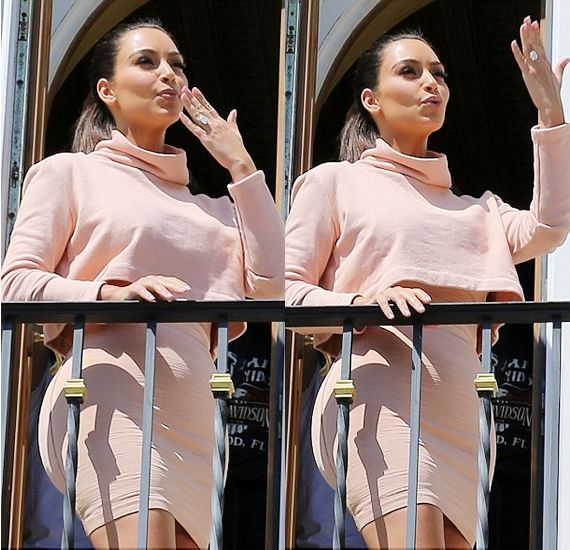 Sex Tape Star Kim Kardashian Shows Royalty to Her Fans in Miami  #celebrities gossip #celebrity gossips #latest celebrity news and gossip #celebrity gossip news