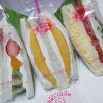 サンドイッチハウス メルヘン - 料理写真:お気に入りのマンゴーサンド♪