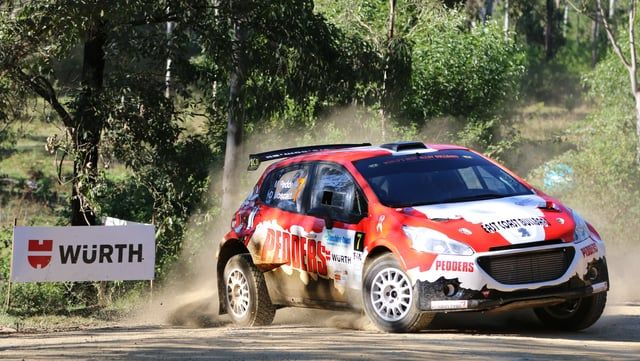 Round 3 of the 2015 Asia Pacific Rally Championship, the International Rally of Queensland on Australia's Sunshine Coast was one of the best in years, with a good battle at the front and an interesting range of cars and competitors. This is the half-hour TV coverage from the event with team promos, TV News Release and in-car camera.