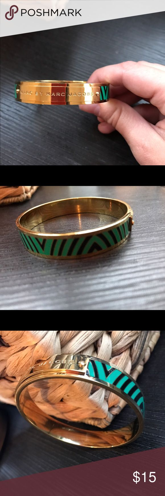 Marc Jacobs Bracelet Only worn once. In great condition Marc by Marc Jacobs Jewelry Bracelets