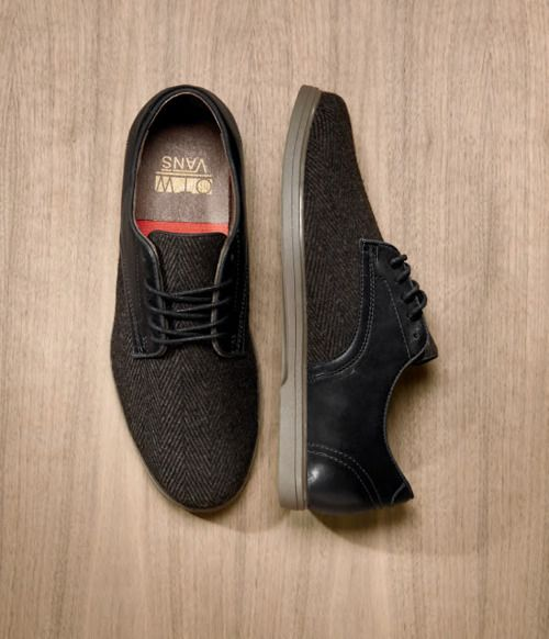 'The Pritchard', Vans OTW Collection, Fall 2012.