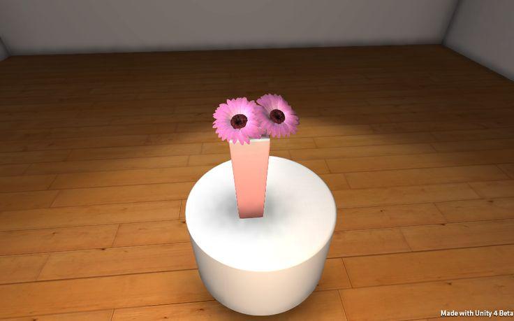 Kompozycja florystyczna 3D florysta3d.pl/