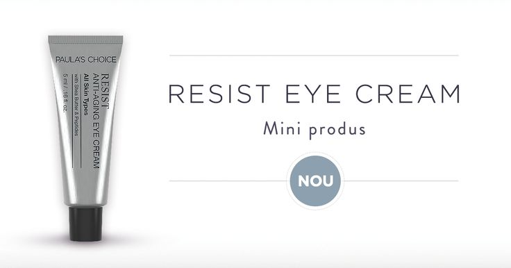 Resist Anti Aging Eye Cream - Trial Size