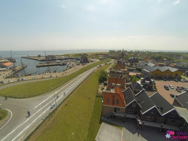 Nieuwbouw Oudeschild, nabij de haven