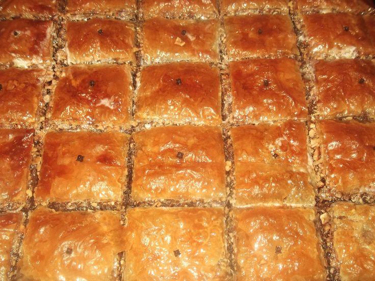 Olga's cuisine...και καλή σας όρεξη!!!: Μπακλαβάς