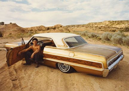 Espanola, New Mexico - the lowrider capital of the world.  Google Image Result for http://collections.mocp.org/grabimg.php%3Fkv%3D3224