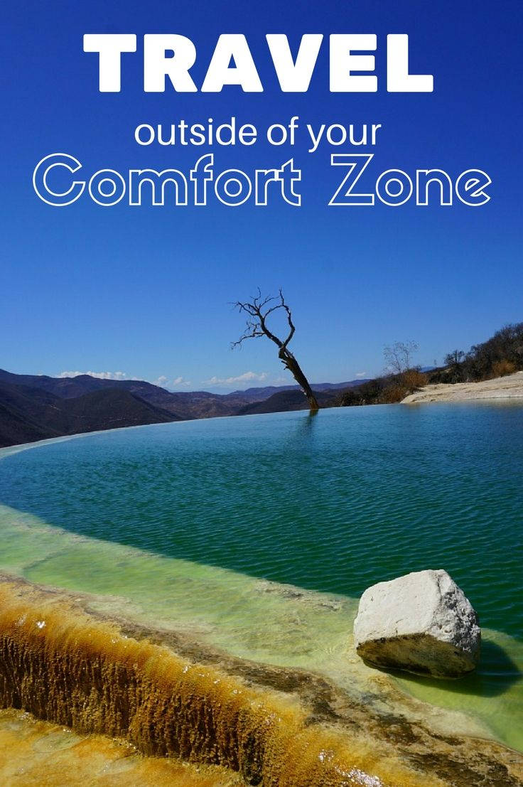 The Rewards of Traveling Outside of Your Comfort Zone #TravelConfident #Ad