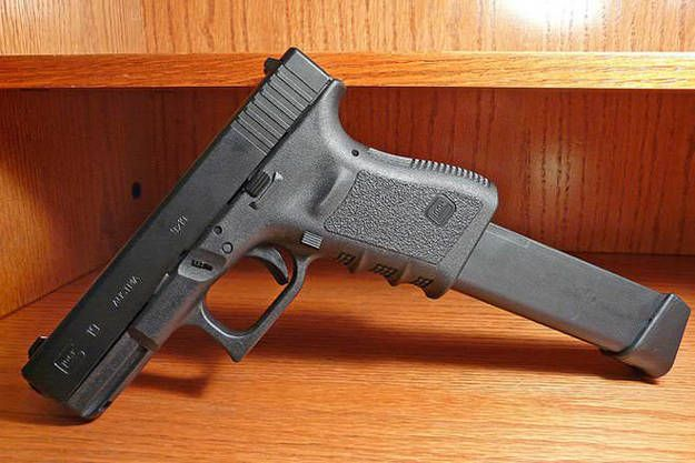 Glock 17 | 11 Guns You Need for When SHTF
