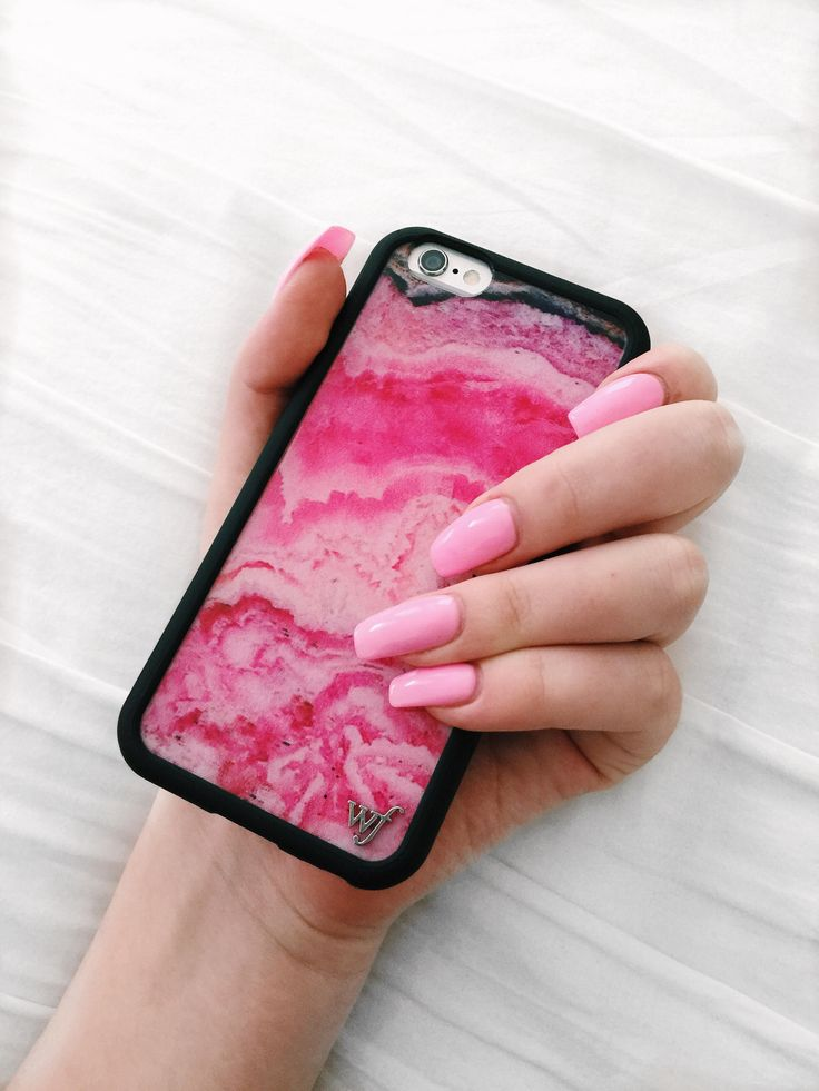 Pink Stone iPhone 6 Plus/6s Plus Case - Wildflower cases  - 2