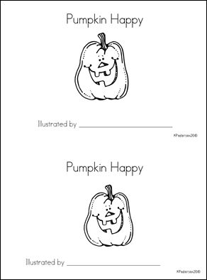 Lots of pumpkin themed lit centers with printables