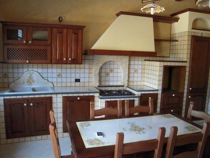 Cucine in Muratura - Cu.Ce.Mur - Cucine in Muratura, Tavoli in pietra lavica, Top e lavelli in pietra lavica