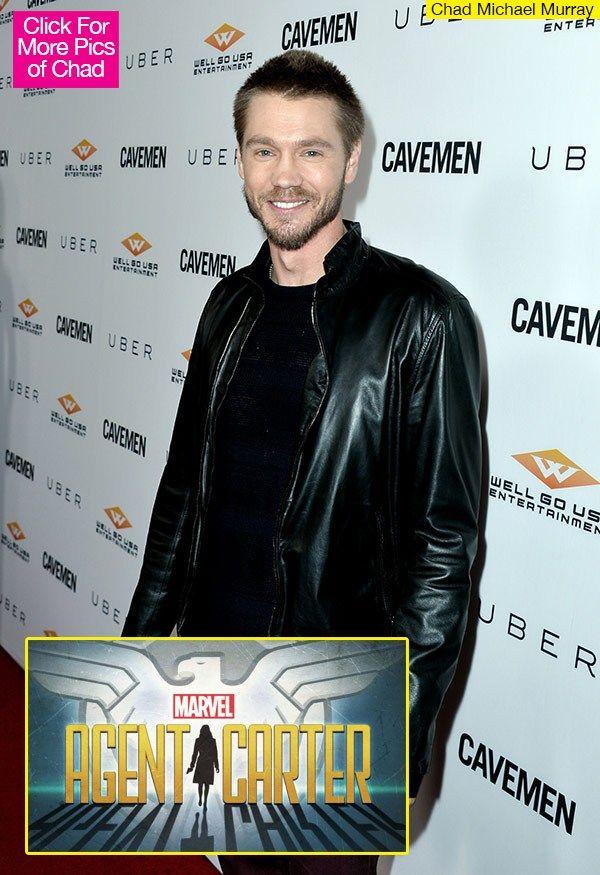 Chad Michael Murray || #cast