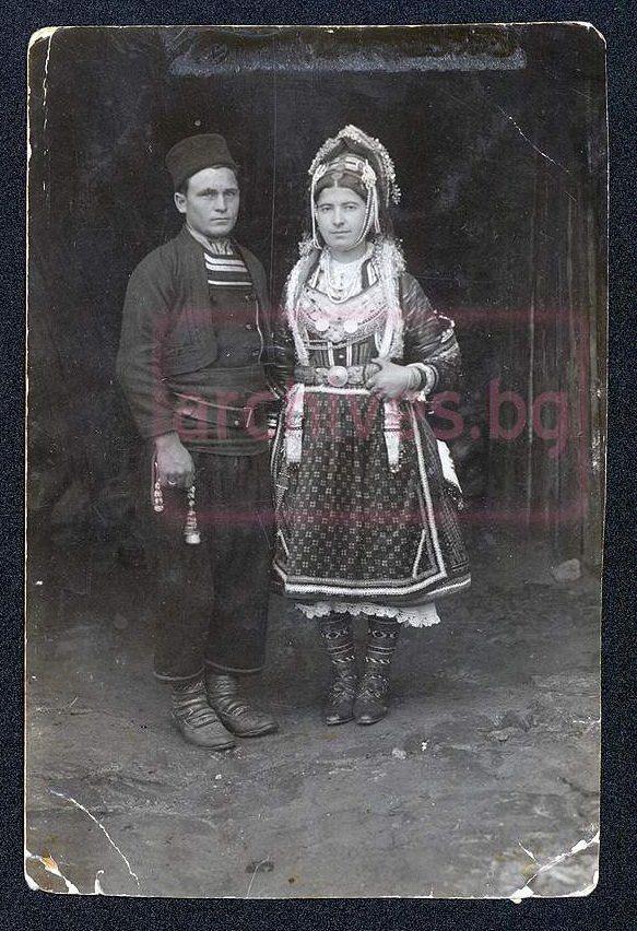 Куцовлашки носии - Горна Джумая