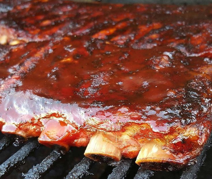 Anyone else craving some St. Louis Style Ribs today? Sauced with our Code 3 Spices Award Winning Patriot Sauce!! . Smoked up by our very good friend Dan @learningtosmoke. Give him a follow and check out all kinds of delicious culinary creations! Dude will make you hungry for sure! . . . . . #goodmorningpost #goodmorning #stlouisribs #pork #wakeup #forkingandcountry #forking #instagood #yum #foodgram #tasty #eating #tbt #bbq #learningtosmoke #barbecue #lowamdslow #bbqpic #bbqlife #bbqfamily…