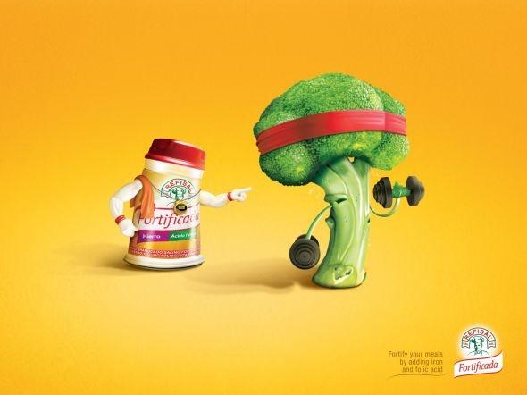 Refisal: Broccoli