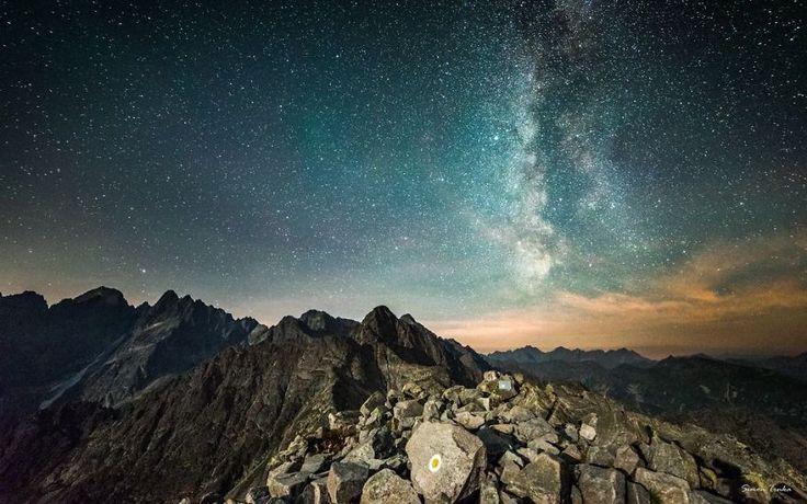 Beautiful Mountain Lovers, Do you want Go to Slovakia?
