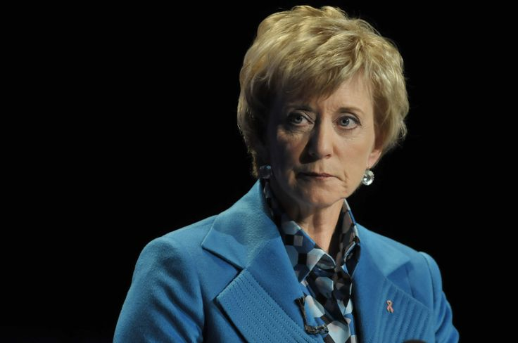 She insists she isn't running for anything, but Linda McMahon is once again taking her money, clout and star power onto the campaign trail.