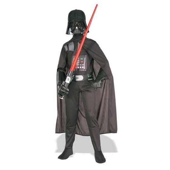 Standard Darth Vader Kids Costume - Kids Star Wars Costumes
