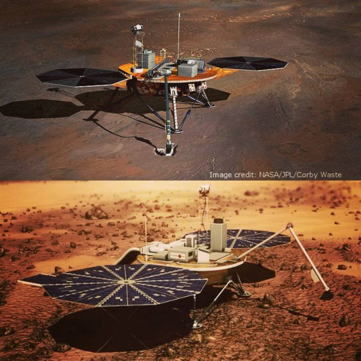 #OTD in 2008 NASA's #Phoenix mission was declared concluded. Phoenix (upper image) looks a lot like the bottom visual of Mars One's first demonstration mission lander, right? That's because our lander design is based on the successful Mars Phoenix lander. For more information about the payloads our lander will carry, take a look at the Lander Payload Proposal Information Package, created by Lockheed Martin Space Systems Company in 2014:http://www.mars-one.com/news/publications #MarsOne…