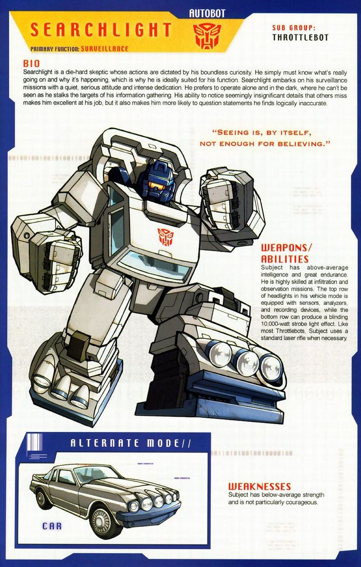 Transformers Universe - Gallery: G1 Throttlebots