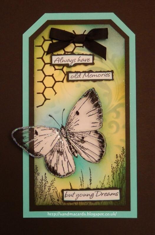 Sandma's Handmade Cards: Inkylicious on Hochanda