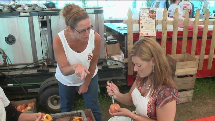 Vendor for a Day at the Bloomsburg Fair