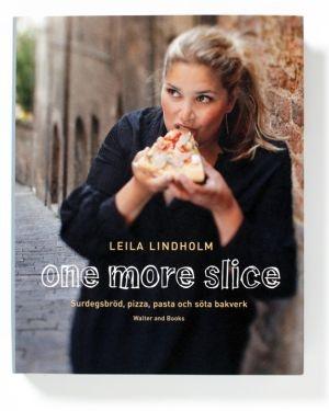 One more slice ,of Leila Lindholms