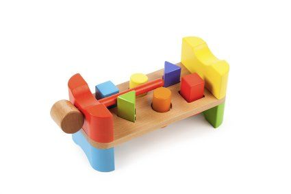 Tidlo My First Hammer Bench: Amazon.co.uk: Toys & Games