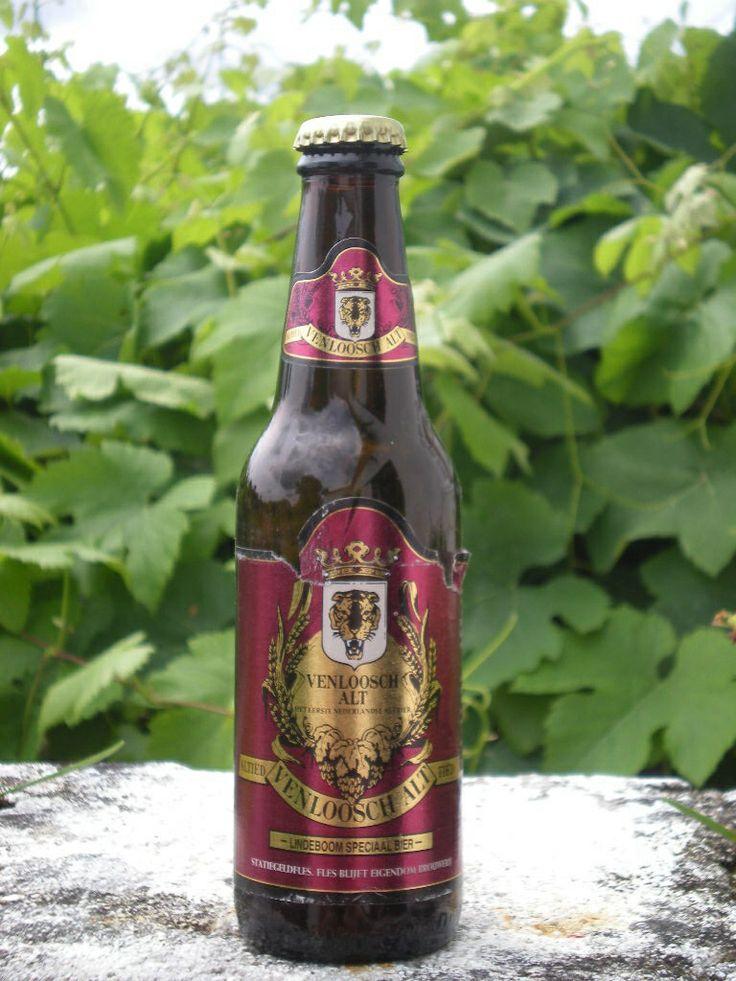 Venloosch Alt // 6.5/10 // Lindeboom Bierbrouwerij // Café de Gouden Tijger