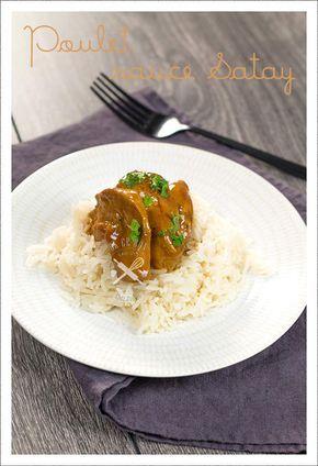 Pour moi la cuisine au wok, est synonyme de cuisine rapide. Et c'est effectivement mon type de cuisine préférée. Alors si vous aimez la cuisine épicée, cette recette est pour vous! Ingrédients pour 4 personnes: 4 blancs de poulet sel et poivre Pour la...