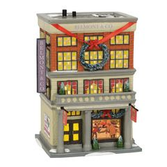 "The Department Store - 6000634 $125.00, Department 56, Original Snow Village, National Lampoon's Christmas Vacation, Introduced January 2018, From product description: ""Home to one of the most memorable scenes from the movie, National Lampoon's Christmas Vacation, the downtown Department Store is decked out for the holidays. Peek inside the front window at the depiction of Rusty finding Clark at the sales counter."""