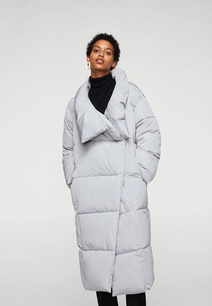 Куртка утепленная Mango - PETER-S купить за 7 999 руб MA002EWWSX69 в интернет-магазине Lamoda.ru