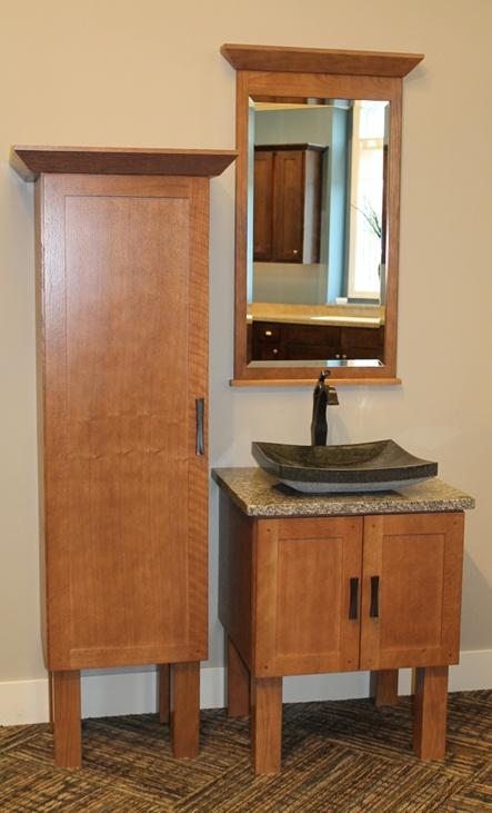 Web Image Gallery Zeeland Lumber u Supply Showroom KraftMaid Bathroom Vanity