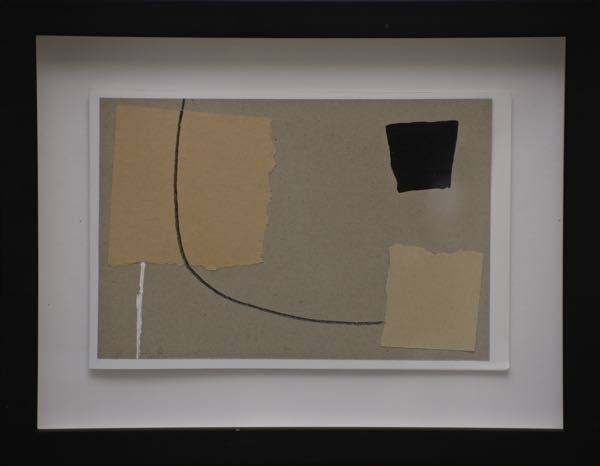 Abstract Collage - Geoffrey Robinson