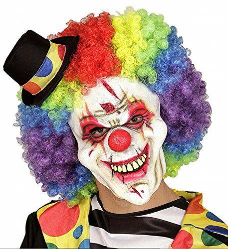 maske de clown tueur