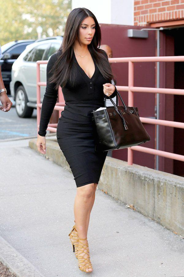 Kim Kardashian Fashion 2014 Images