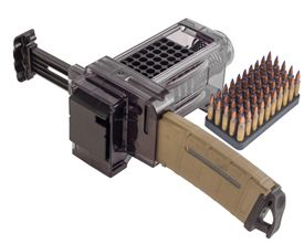 Caldwell AR-15 Mag Charger. new from Shot Show 2014