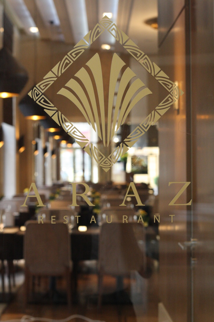 The ARAZ Restaurant in district VII of Budapest invites its guests to a gastronomic adventure, which is unique and intensive, and in which the old and the new create an even newer one, which melds the past with the present, and sometimes even with the future, too, by means of the state-of-the-art kitchen technology.