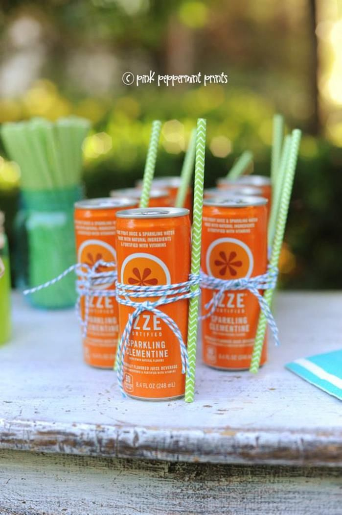 Disney Teen Beach Movie Party via Kara's Party Ideas Kara'sPartyIdeas.com