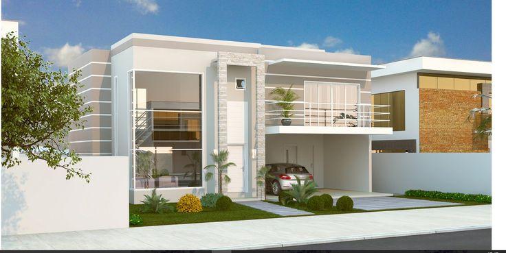 #casa #doispavimentos #sobrado #residência