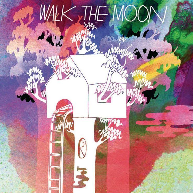 album cover art: walk the moon - walk the moon [2012]