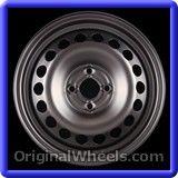 Chevrolet Cobalt 2010 Wheels & Rims Hollander #8077 #Chevrolet #Cobalt #ChevroletCobalt #2010 #Wheels #Rims #Stock #Factory #Original #OEM #OE #Steel #Alloy #Used