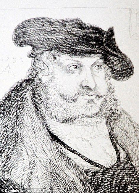 Henry VIII by Prince Albert