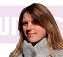 "Nicole, International: ""I attend to the German website at YourSurprise and support all contacts with the German media."""