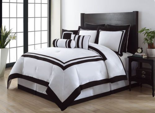 white comforter black and white comforter sets master bedroom king