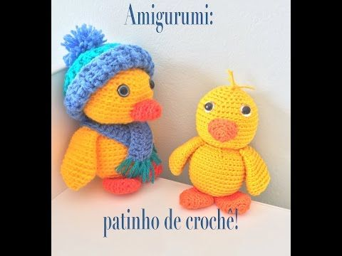 Peso de Porta em Croche - 1º Parte - Amigurumi Coruja de Croche - YouTube