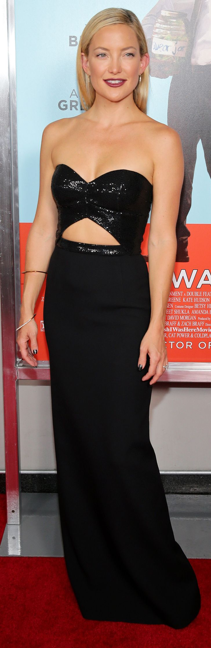 Celebrities Show Skin With Cutout Dresses